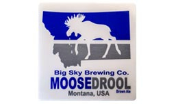 Moosedrool state sticker